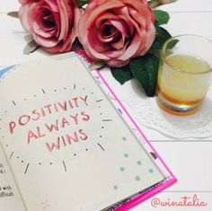 Positivity Always Wins #88lovelife #quoteoftheday