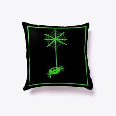 Halloween Glow In The Dark Spider Pillow #Halloween #Pillows For Sale  #Best #Teespring Pillows-The #Home #Decor Collection #Halloween2017 #TeespringPillow #Pillow #HalloweenGifts #NewPillow #HalloweenNight #Halloween #Halloween2017 #Halloween Home accessories for adults,must have Bed accessories, fashion accessories, luxury Home accessories, accessories Walmart, home #accessories Pillows, pillows T shirts, Home Decor, Typography Pillows, Humor Pillows, Horror Pillows, Artistic Pillows…