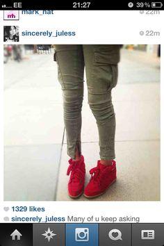 Love the kicks ❤