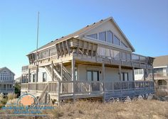 #193 - Go With The Flow | Oceanfront | Duck NC Vacation Rental | Sanderling | Outer Banks | 1.800.635.1559