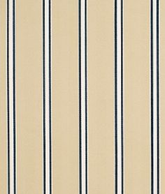 Robert Allen @ Home Marine Stripe Maritime Fabric