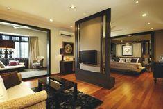 valencia residence, kuala lumpur by Allegro Design - tropical - bedroom - other metro - Allegro Design Kuala Lumpur