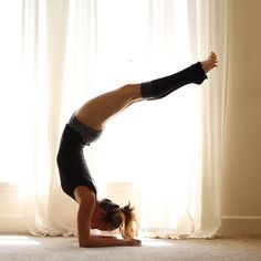 I swear my goal is to be able to do this without convulsions from weak abs!!