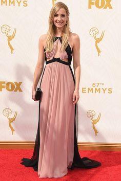 Downton Abbey's Joanna Froggatt at Emmy 2015