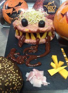 Halloween foot butchery ideas carnicer as carne food decoration butcher meat - Decoracion carnicerias ...