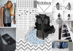 """""""udobuy.com"""" by idka ❤ liked on Polyvore"""