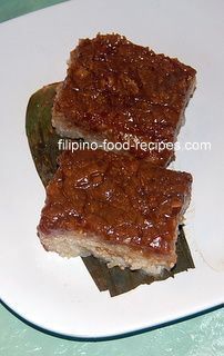 Kalamay Recipe - Filipino Dessert