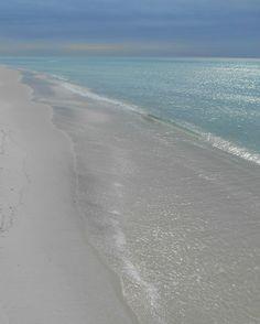 Beach Photograph  Serenity Beach  Ocean Photography by ModernBeach, $44.00