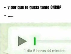 Isso aí!!! #CNCOWNERS #CNCOBR