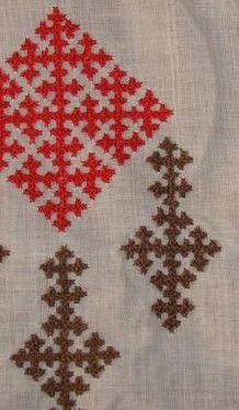WIPW103-crkalamkaripatkutch-9 Kasuti Embroidery, Hand Embroidery Flowers, Hand Work Embroidery, Hand Embroidery Stitches, Hand Embroidery Designs, Cross Stitch Embroidery, Embroidery Patterns, Cross Stitch Patterns, Machine Embroidery
