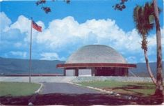 Parliament Building, Western Samoa, 1976.