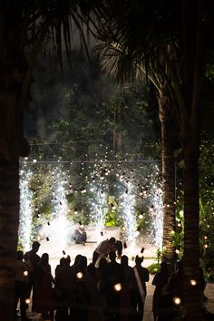 Fairy Tale Wedding First Dance with Pyrotechnic