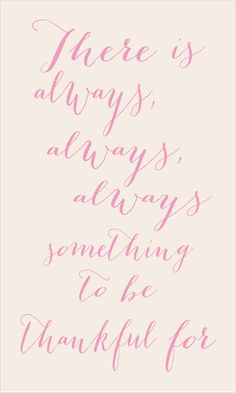 There is ALWAYS something to be thankful for by SuperiorStencils