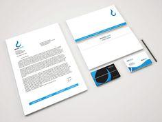 Corporate Identity Bundle by LoransDesign on Creative Market