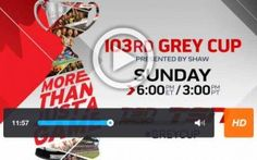 Big opportunity for all CFL fans to watch the game 103rd Grey Cup Championship 2015 liveonline from here. You can find it when you click on link below. Get pleasure from this exciting match continue to exist your computer and…Read more ›