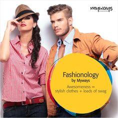 To look like a #Fashion icon, follow this simple equation. #Fashionology rocks! #ShopHottStopNot