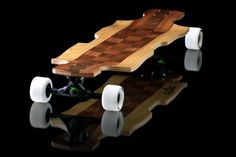 Atlas Longboard by Alto Longboards - $375