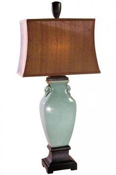 Hastin Table Lamp - Lamps - Table Lamps - Lighting   $209 HomeDecorators.com