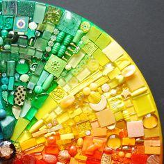 mosaic...love this.