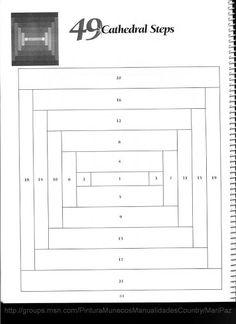 101 LogCabinBlocks - Aderita Rubio - Álbumes web de Picasa