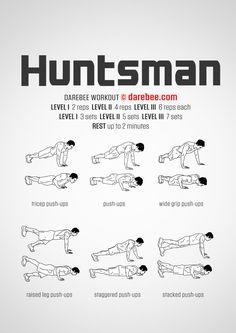 Hunstman Workout