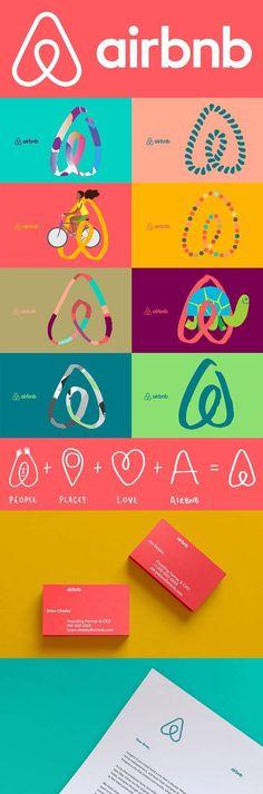 Airbnb Branding | Fivestar Branding – Design and Branding Agency & Inspiration Gallery | Professional Logo and Website Design