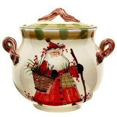 Father Christmas Cookie Jar