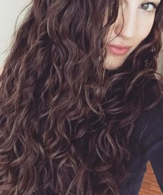 Curly Twirly Hair Tips