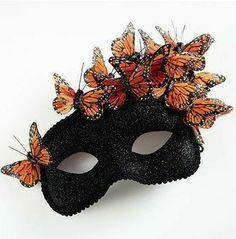 Halloween Masquerade, Masquerade Ball, Halloween Masks, Masquerade Party Outfit, Mascarade Mask, Masquerade Dresses, Masquerade Costumes, Happy Halloween, Butterfly Halloween