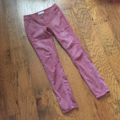 Free People size 24 skinny pants Excellent condition, with a slight distressed look. Free People Jeans Skinny