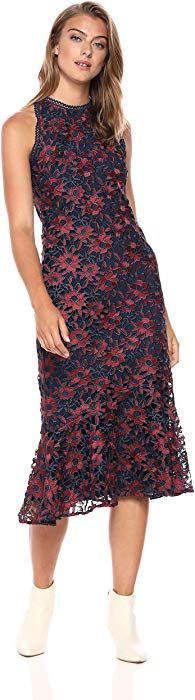 online shopping for Shoshanna Women's Tupper Sheath Lace Midi Dress from top store. See new offer for Shoshanna Women's Tupper Sheath Lace Midi Dress Long Sleeve Fitted Dress, Lace Sheath Dress, Lace Midi Dress, Dresses With Sleeves, Midi Dresses Online, Dress Online, Beaded Prom Dress, Sequin Cocktail Dress, Apron Dress