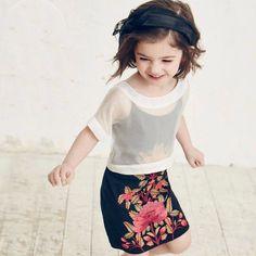 Bella ~ Sheer Top Dress