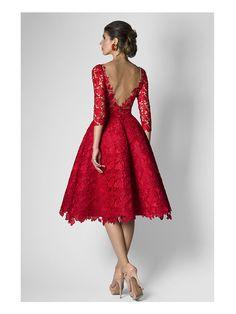 _0076_la-dolce-vita-web-13 Red Dress Outfit, Dress Outfits, Fashion Dresses, Beautiful Long Dresses, Stunning Dresses, Ball Dresses, Evening Dresses, Prom Dresses, Civil Wedding Dresses