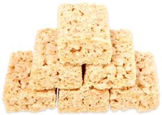 La recette parfaite et facile de carrés aux Rice Krispies! The Rice Krispies squares are a classic and essential dessert on our tables during Christmas Eve. Personally, it's not my favorite dessert, but when I make it it's MY recipe because it's so easy. Gourmet Rice Krispie Treats Recipe, Rice Crispy Treats, Carré Rice Krispies, No Bake Desserts, Dessert Recipes, Dessert Tray, Rice Recipes, Copycat Recipes, Fudge