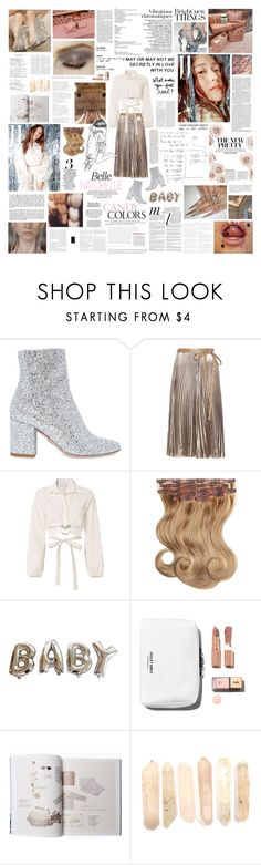 """""""i imagine what my body would sound like, slamming against those rocks"""" by nevi ❤ liked on Polyvore featuring Krystal, Oscar Tiye, Valentino, Cinq à Sept, Whiteley and Grace"""