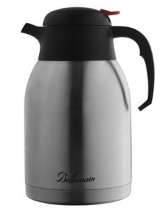 Bellemain Premium Thermal Coffee Carafe Stainless Steel 2 Liter for sale online Premium Coffee, Best Appliances, Coffee Machine, Hot Coffee, Selling On Ebay, Carafe, Drinking Tea, Kettle, Flask