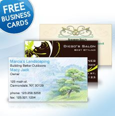 """""""VistaPrint offers free products that often change. These products include business cards, magnets, rubber stamps, address labels, postcards, and much more! After choosing which products you would like, you can personalize each for your needs. Then, all you have to pay for is shipping! The product is free!"""""""