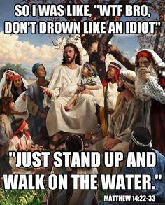 Storytime Jesus