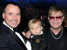 Elton John Baby Boy Name: Elijah Joseph Daniel - iVillage