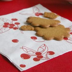 Paper Napkins Holly Berry