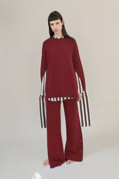 "Wow, it's like ""fashion designers"" have just completely given up on style. No wonder they are all liberals. See the complete Ports 1961 Pre-Fall 2017 collection."
