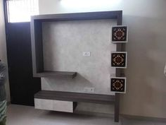 You Want to build a tv stand? Well, we have some TV Stand ideas for you. Lcd Unit Design, Lcd Panel Design, Tv Set Design, Tv Wall Design, Front Design, Tv Unit Furniture Design, Bedroom Furniture Design, Tv Furniture, Furniture Ideas