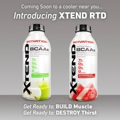 Something we've been waiting for forever: A BCAA RTD! https://blog.priceplow.com/supplement-news/scivation-xtend-rtd  Scivation announced the new Xtend RTD. Who's ready to take on sports drinks?! ‪#‎XtendRTD‬