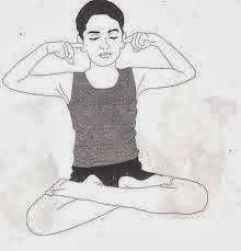 Yatna Yoga: Bhramari pranayama - a abelha