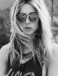 Gillian Zinser. Definitely need these sunglasses