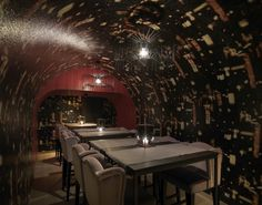 Ryu Japanese Restaurant by ANDREA LANGHI DESIGN, Bergamo – Italy » Retail Design Blog