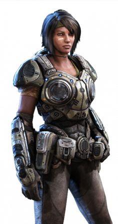 Sam (Gears of War)