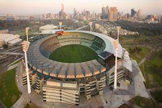 Melbourne Cricket Ground (Melbourne) 101.000 espectadores