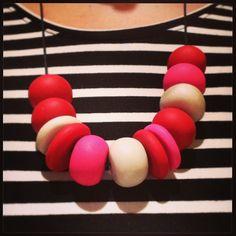 Make: Polymer Clay Necklace | Sew Brunswick