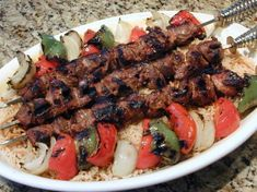 armenian food recipes with pictures   Armenian Shish Kebab. Photo by Mark Marcarian